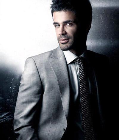 عکسهای سیروان خسروی(خواننده سریال ساختمان پزشکان)