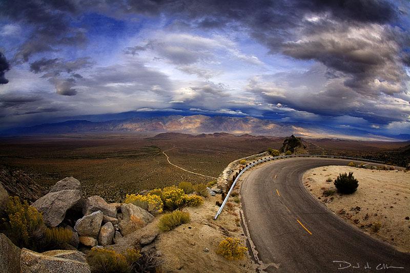 عکسهایی از زیبا ترین و رویایی ترین جاده های دنیا