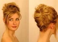 جدیدترین سبک موهای جمع و نیمه جمع (+تصاویر)