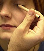 آموزش خود آرایی چشم ها با :تصاویر
