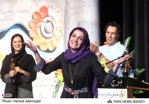 مانکن های بازیگران زن ایران در سینما: عکسهای جشن