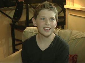 پسر بچه 12 ساله طراح لباس میشل اوباما!!+ (عکس)