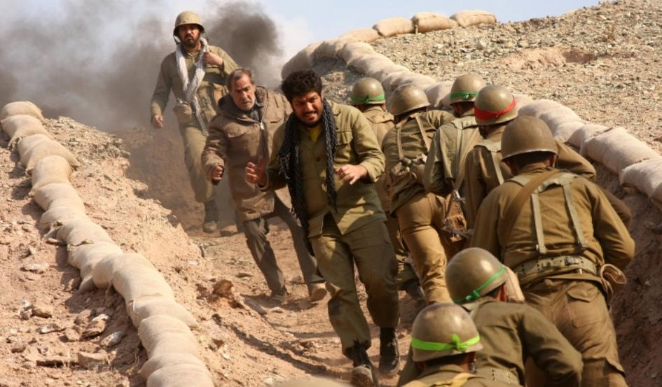 پشت صحنه سریال نابرده رنج + گزارش تصویری