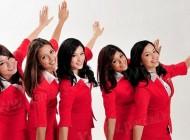 زیباترین مهماندار دختر خطوط هواپیمایی دنیا(+عکس)