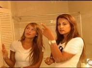 کشف دوربین مخفی در اتاق و حمام 2 دختر دانشجو (+عکس)