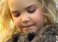 ورود ملکه زیبای خردسال آمریکایی به استرالیا +تصاویر