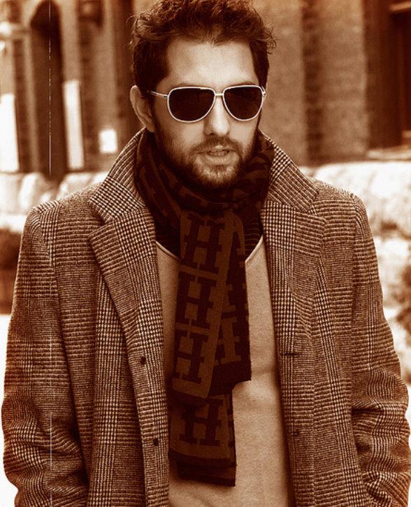 عکس های بهرام رادان در خارج (بازیگر)