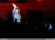 نیوشا ضیغمی در کنسرت لهراسبی + عکس