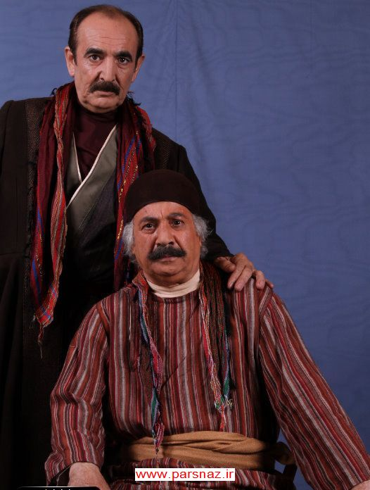 عکسهای بازیگران سریال قهوه تلخ