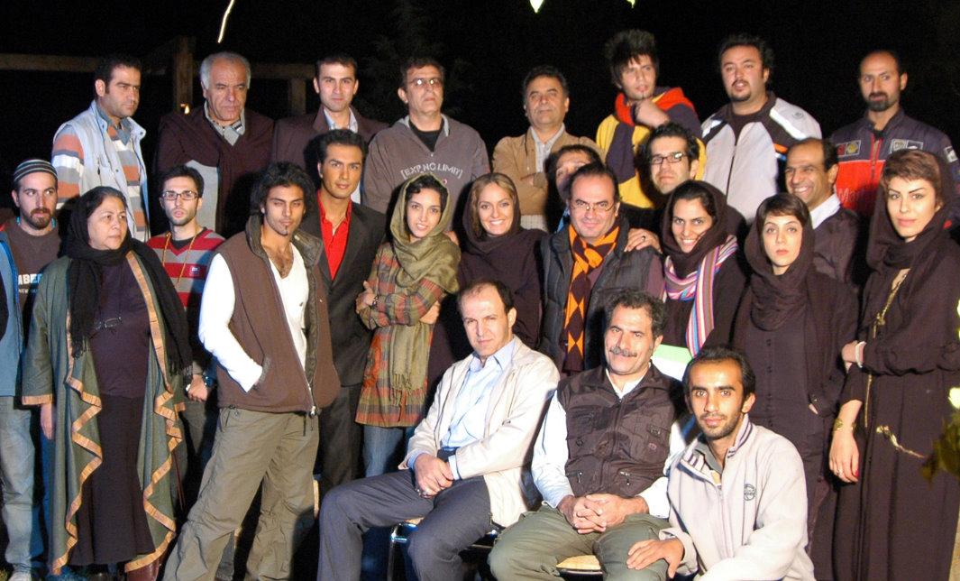 عکسهای ستارگان سینما در فیلم شبانه روز