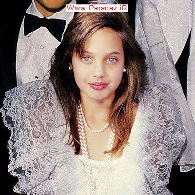 عکس هایی از تحولات چهره ی بازیگران زن معروف هالیوود