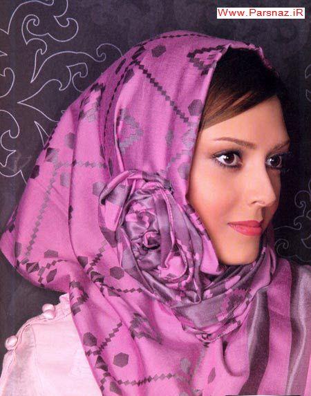 جدیدترین مدل های روسری ایرانی