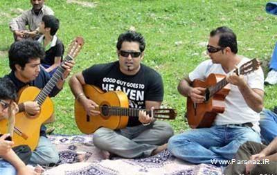 اردوی دانشجویی دانشگاه آزاد یا لاس وگاس!+ عکس