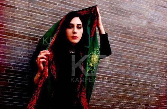 عکس جدید از زهرا امیر ابراهیمی بازیگر جنجالی ایرانی