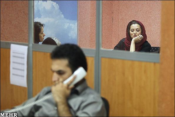 عکس های جدید مهتاب کرامتی در نشست خبری+ بازیگر