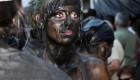 عکس های دیدنی جشنواره کثیف ترین دختران و پسران جهان