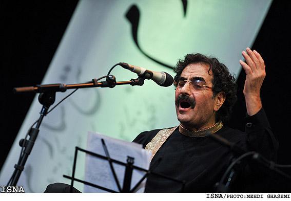 كنسرت حسین علیزاده و شهرام ناظری + عکس
