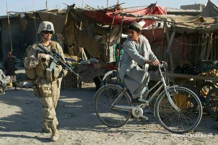 عکس های کمیاب  نظامیان زن آمریکایی در افغانستان