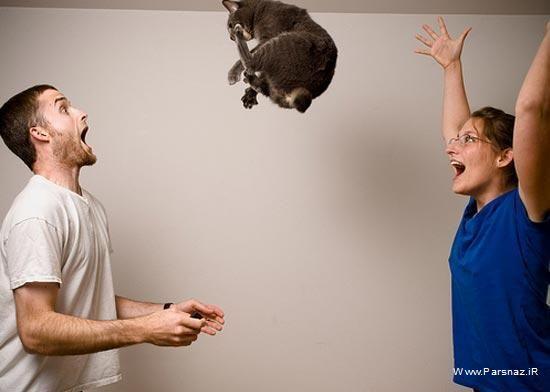 عکس های دیدنی و بسیار خنده دار از زندگی زناشویی