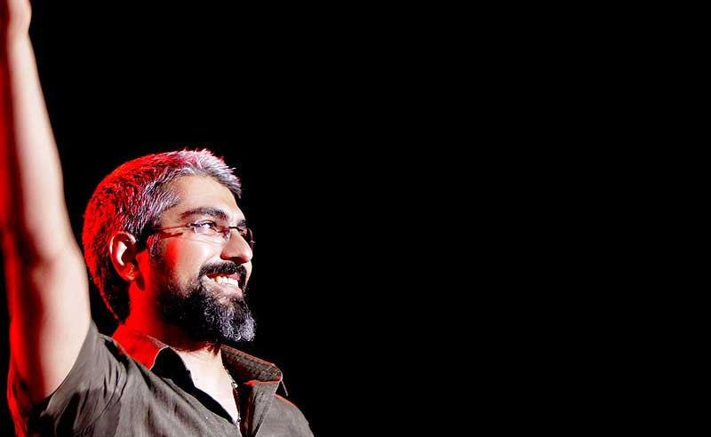 عکس های حضور بازیگران معروف در کنسرت علی لهراسبی