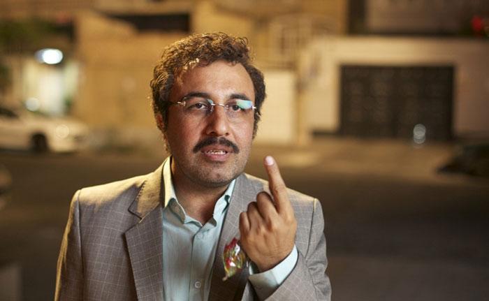 عکس های رضا عطاران در فیلم کمدی هرگز نمیخوابد