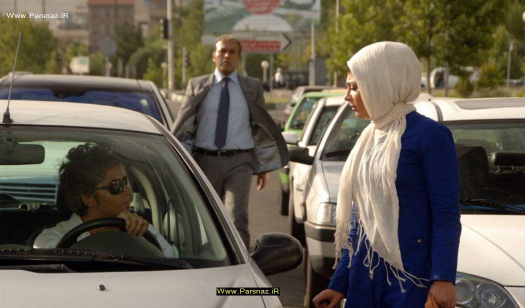 عکس شکار لحظه ها از نیوشا ضیغمی در فیلم پرتقال خونی