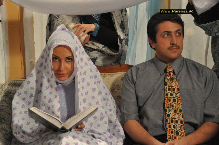 عکس های از پرستو صالحی در فیلم طیب