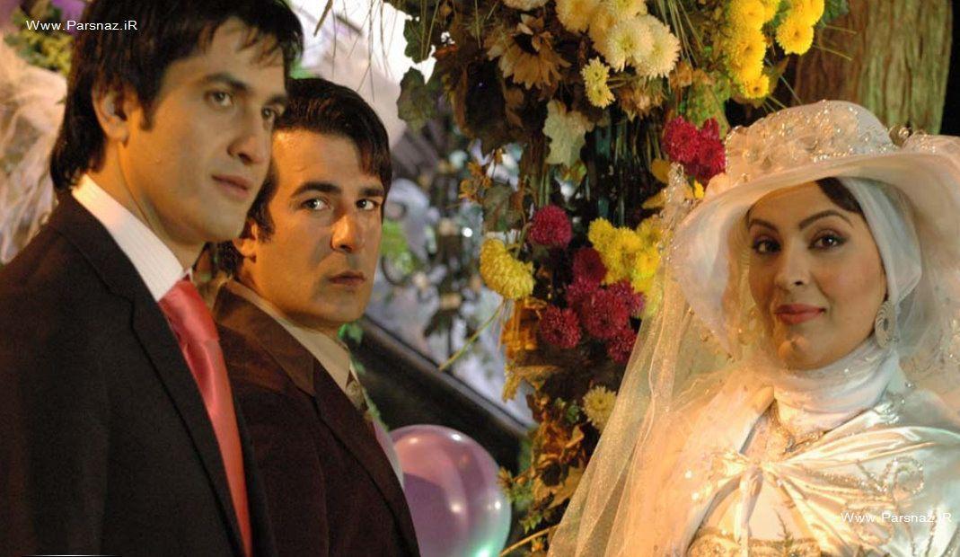 عکسهای جالب از فیلم در شب عروسی