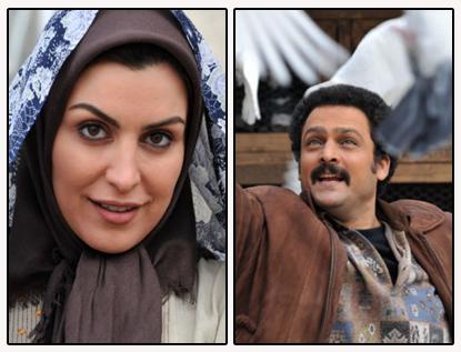 عکسهای جدید ماه چهره خلیلی و حسین یاری + بازیگر