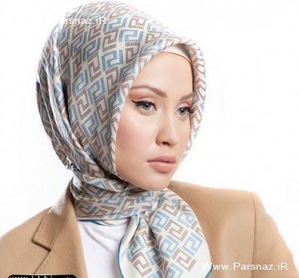 www.parsnaz.ir عکس های مدل روسری