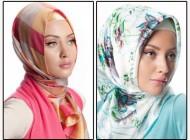 عکس های زیبا از مدل روسری