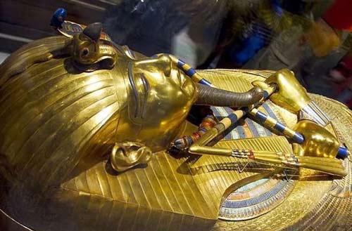 عکسهای زیبا از موزه مصر باستان