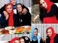 عکسهای جالب و مصاحبه باپرستو صالحی در منزلش