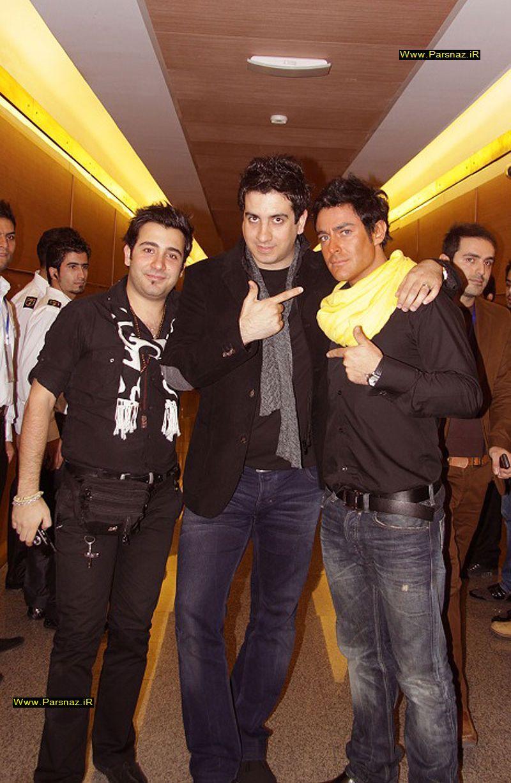حضور دیدنی هنرمندان سینما در کنسرت محمدرضا گلزار