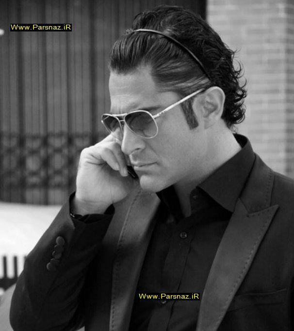 جدیدترین عکس محمدرضا گلزار + مشکی پوش شد
