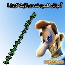 آموزش تضمینی برای اذیت کردن www.parsnaz.ir دیگران ( طنز با حال  )