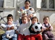 دختری 17 ساله با 7 فرزند + عکس
