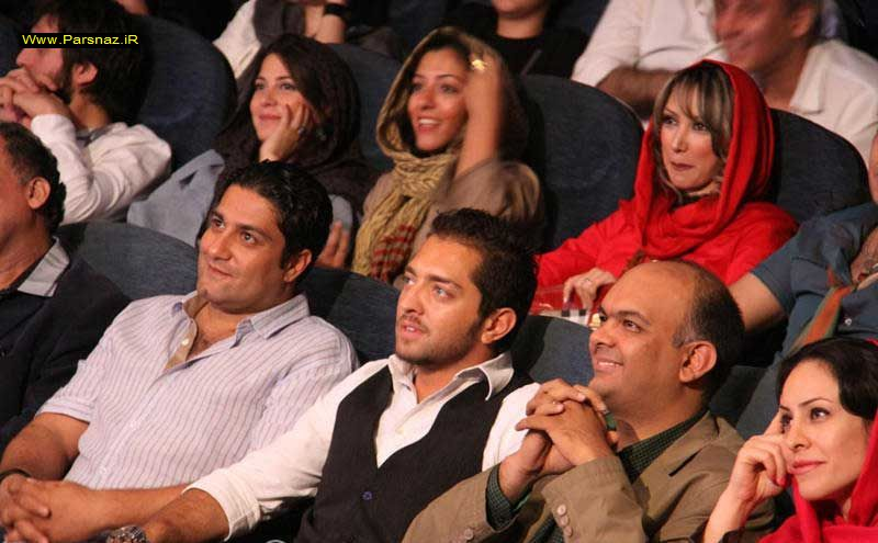 عکسهای بهرام رادان و کامبیز دیرباز