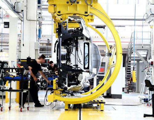اطلاعاتی در مورد کارخانه خودروسازی لامبورگینی+عکس