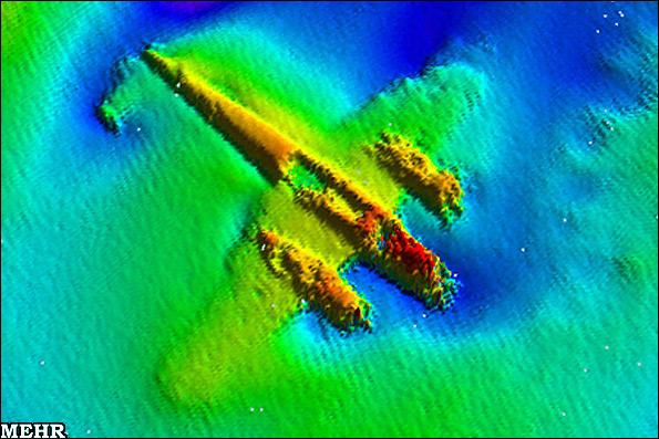 تصاویری از هواپیماهایی که 71 سال زیر دریا هستند