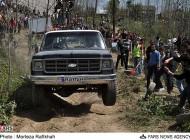 مسابقات ماشین های دو دیفرانسیل در لاهیجان