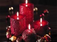 عکسهای دیدنی شمع و جا شمعی های رومانتیک