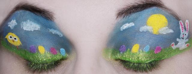 روش های متنوع آرایش چشم + عکس