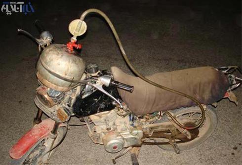 عکس بهترین موتور سیکلت جهان در ایران