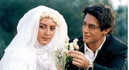 تصاویر جالب از محمدرضا گلزار و همسرانش