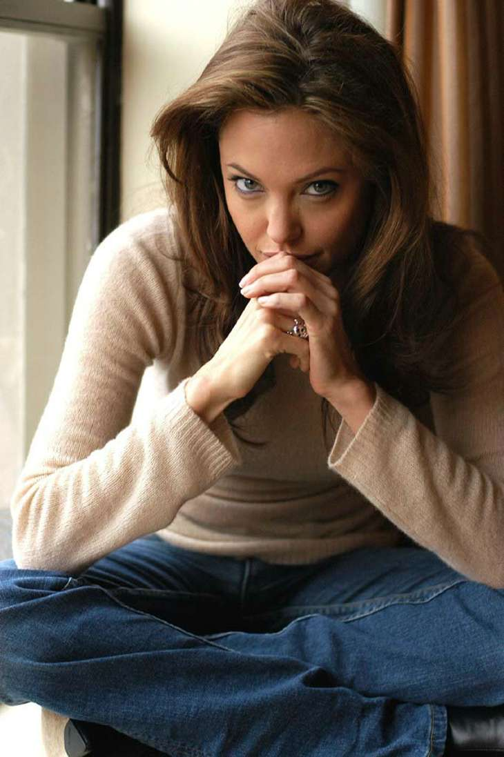 5 نکته جالب درمورد آنجلینا جولی
