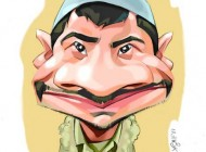 کاریکاتورهای خنده دار از هنرمندان و شخصیت های سیاسی