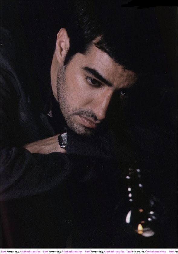 تصاویر جدید از شهاب حسینی (بازیگر)