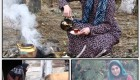 عکسهای بازیگران سینما در نقش زنان روستایی