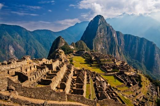 عکس های مرموز ترین مکان های دنیا